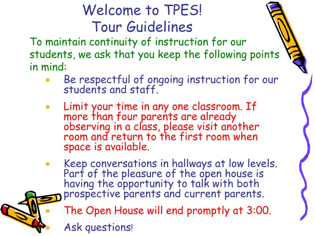 Welcome to TPES!