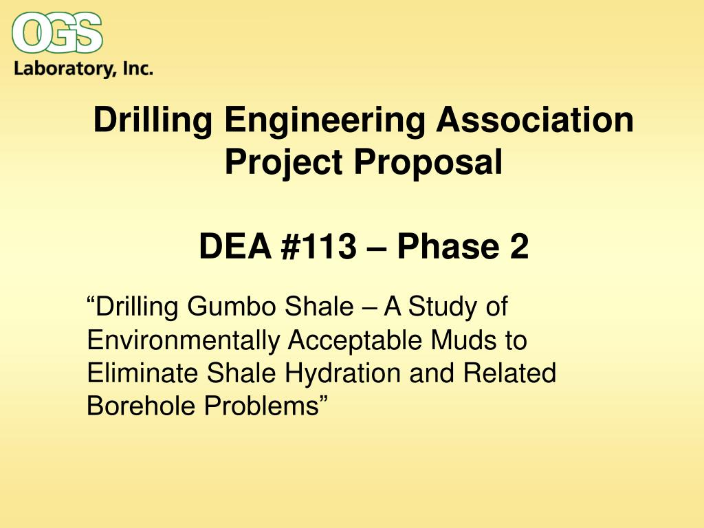 Drilling Engineering Association