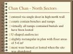 chan chan north sectors