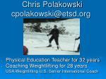 chris polakowski cpolakowski@etsd org