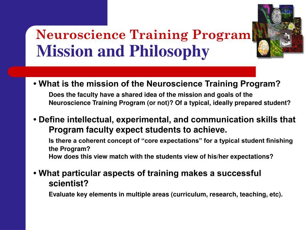 Neuroscience Training Program