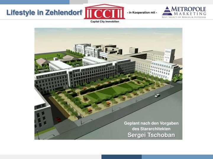 Lifestyle in Zehlendorf