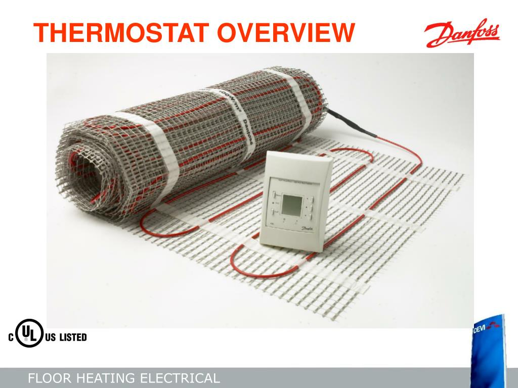 thermostat overview l.