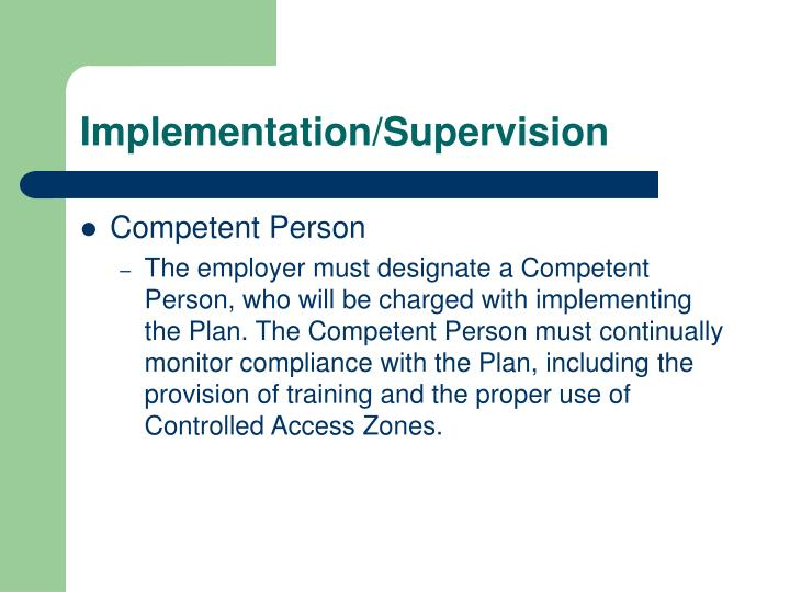 Ppt Caz Controlled Access Zones Powerpoint