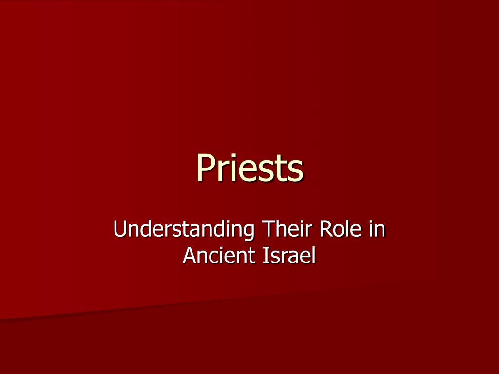 priests l.