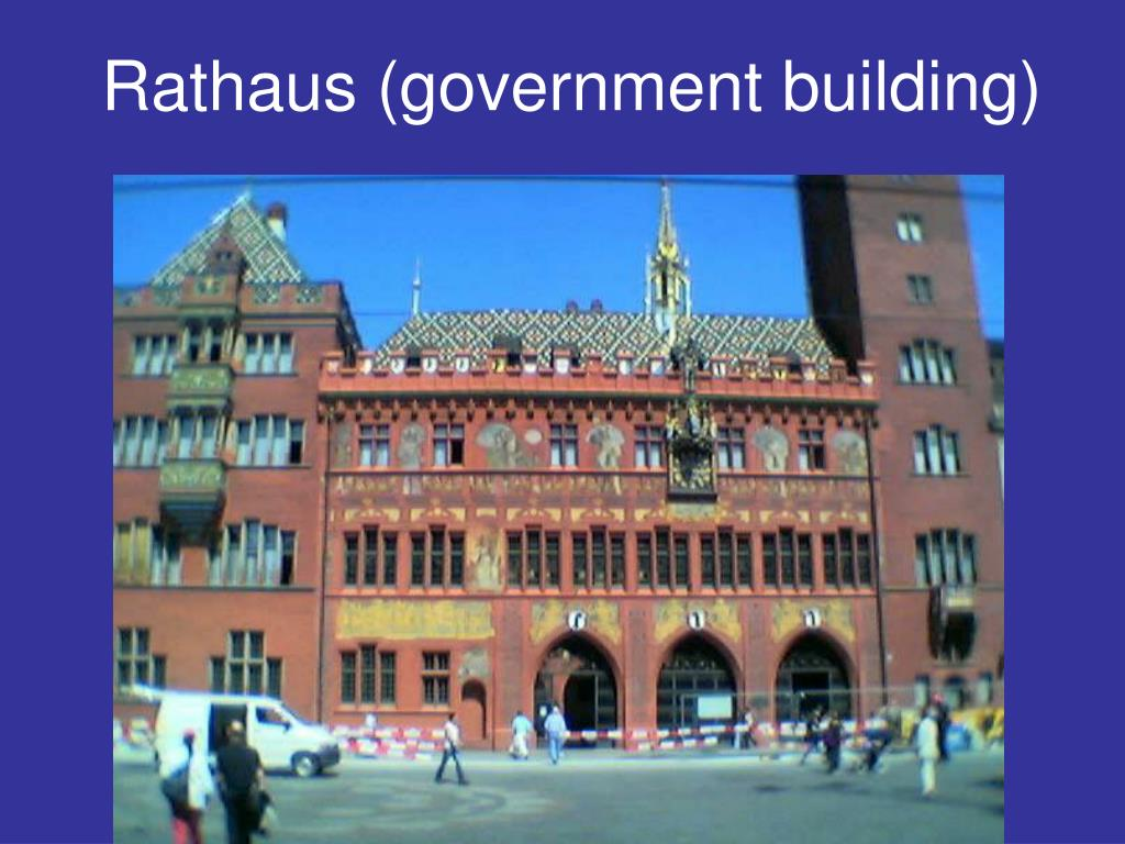Rathaus (government building)