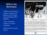 iww in the northwest