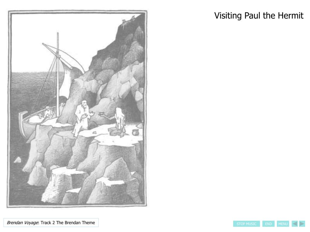 Visiting Paul the Hermit