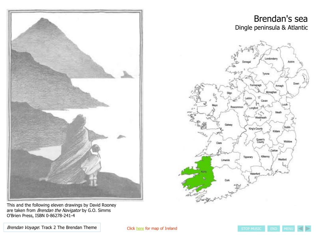 Brendan's sea