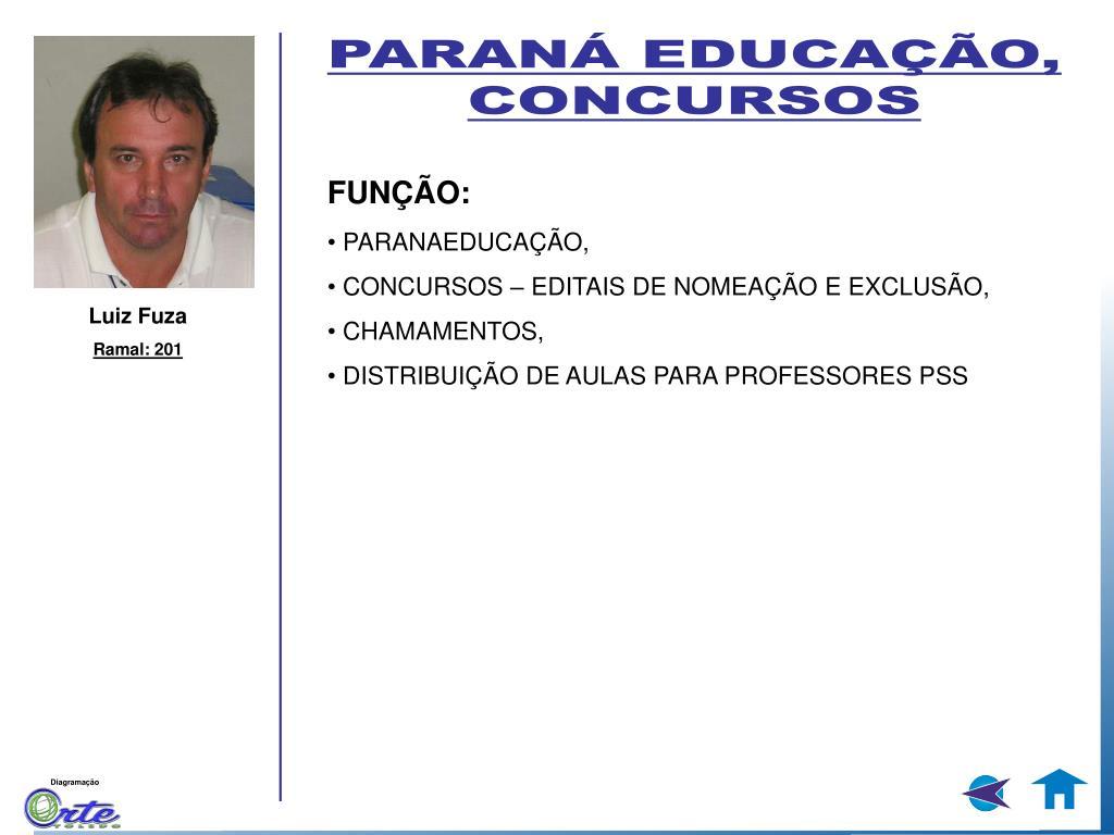 PARANÁ EDUCAÇÃO,