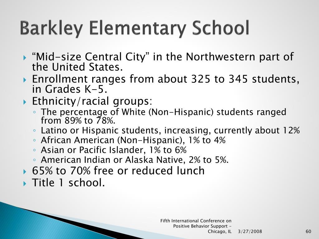 Barkley Elementary School