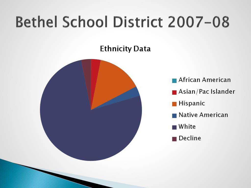 Bethel School District 2007-08