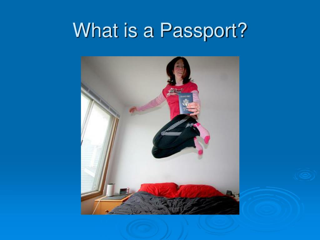 What is a Passport?
