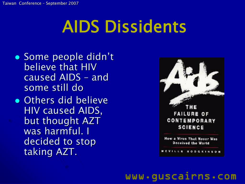 AIDS Dissidents