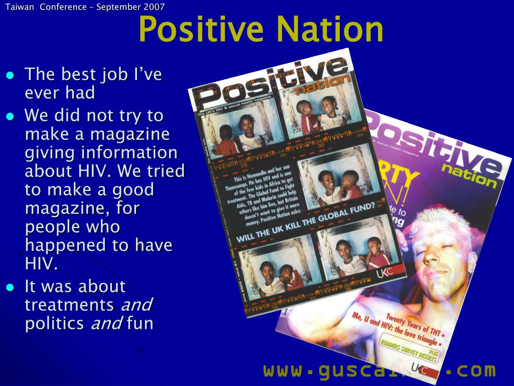 Positive Nation