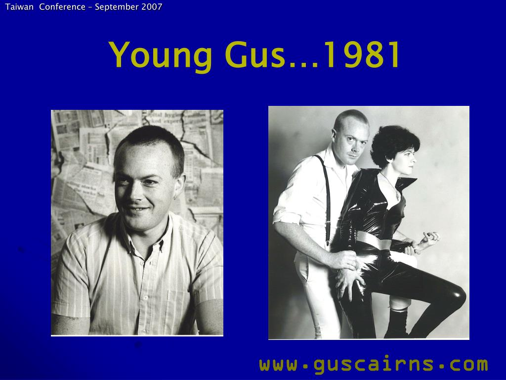 Young Gus…1981
