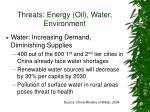 threats energy oil water environment26