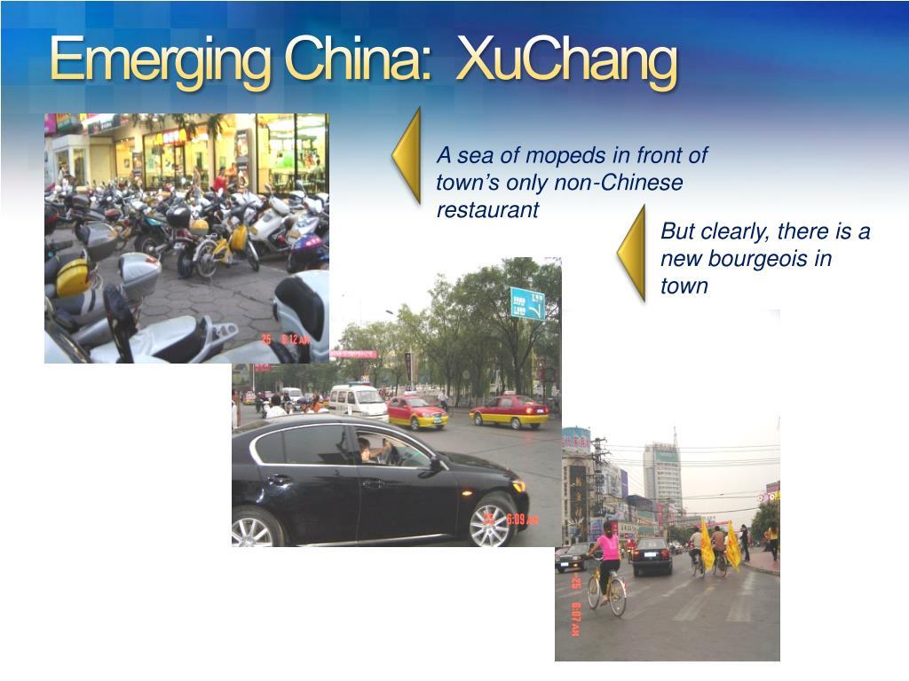 Emerging China: