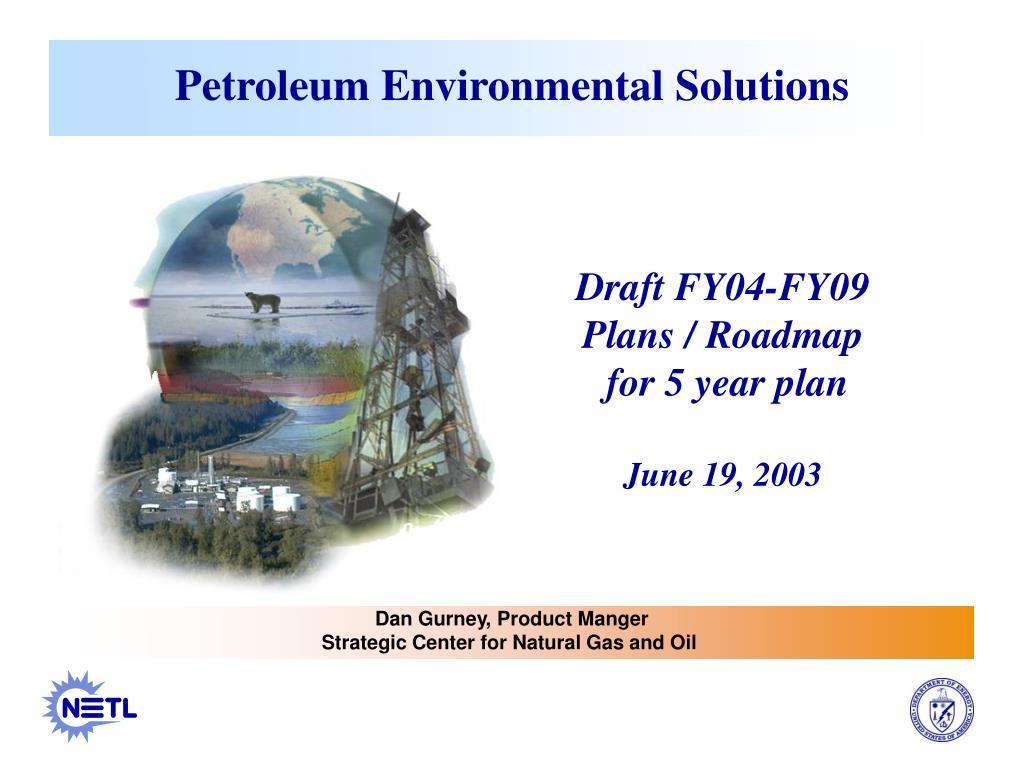 petroleum environmental solutions