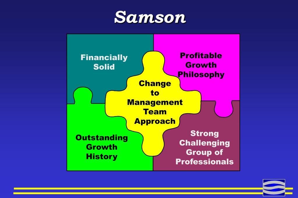 Profitable Growth Philosophy