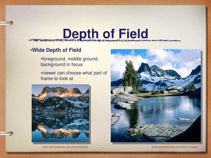 Depth of field3