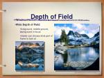depth of field3