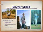 shutter speed5