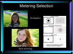 metering selection14