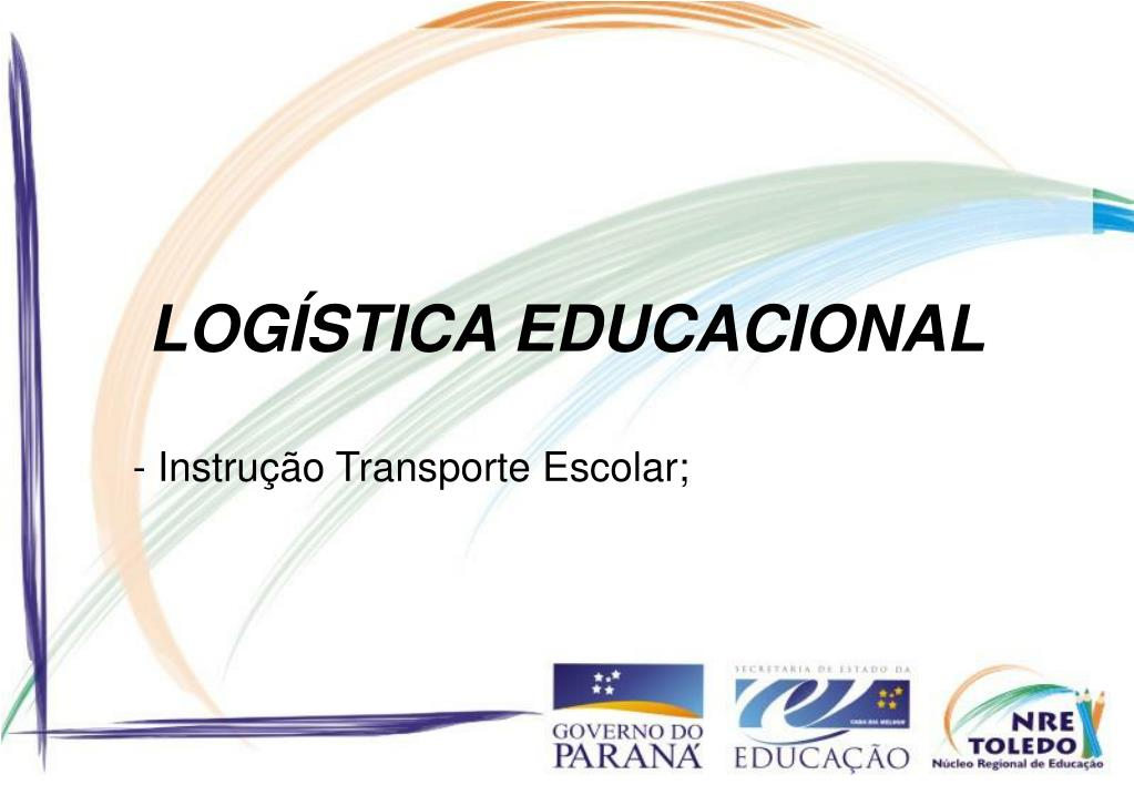LOGÍSTICA EDUCACIONAL