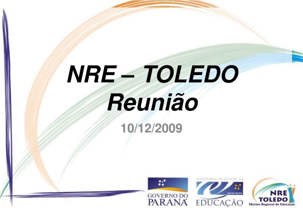 NRE – TOLEDO