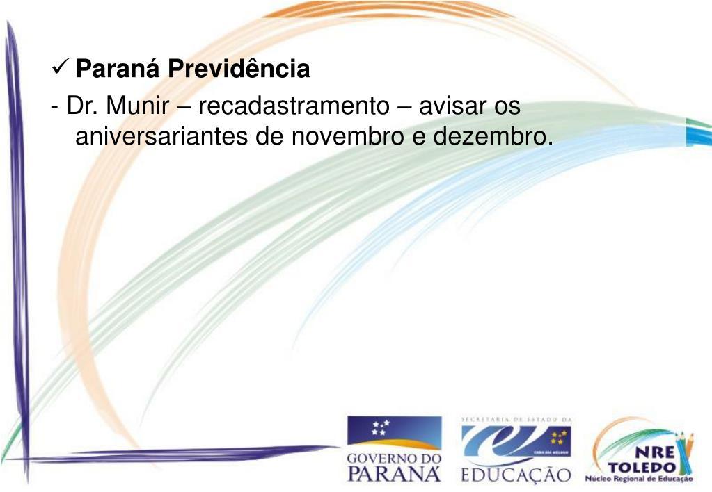 Paraná Previdência