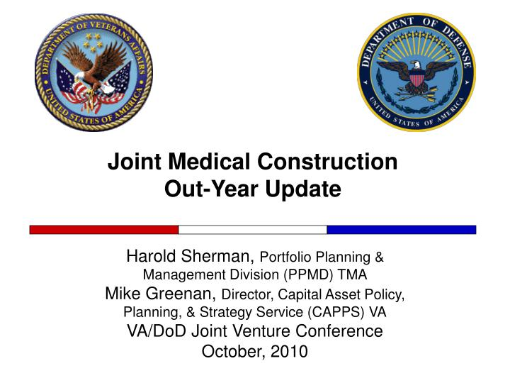 Joint Medical Construction