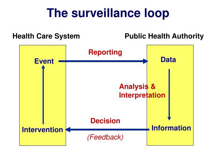 The surveillance loop