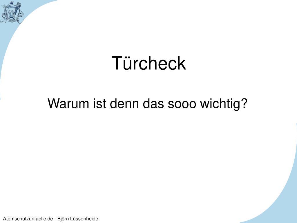 Türcheck