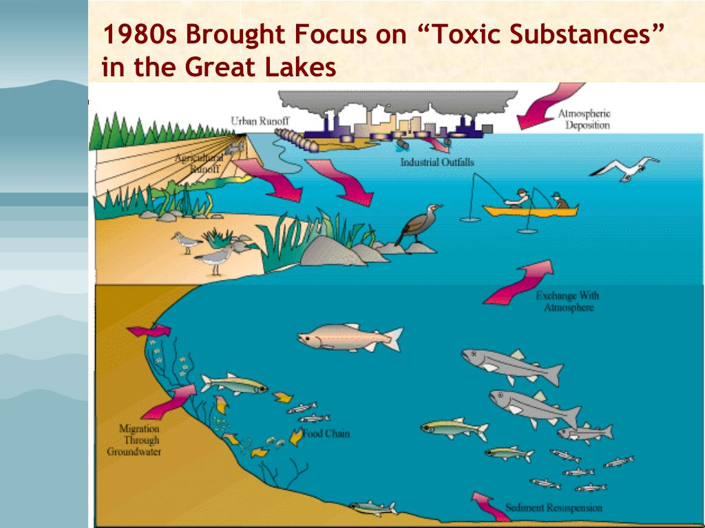 """1980s Brought Focus on """"Toxic Substances"""" in the Great Lakes"""