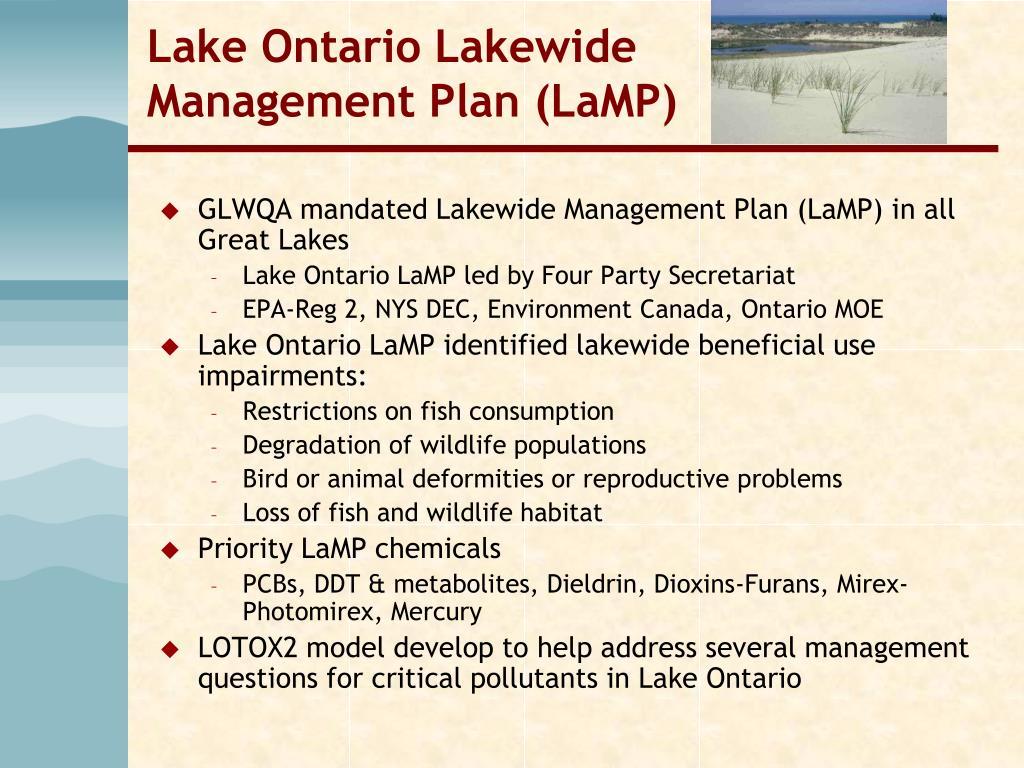 Lake Ontario Lakewide