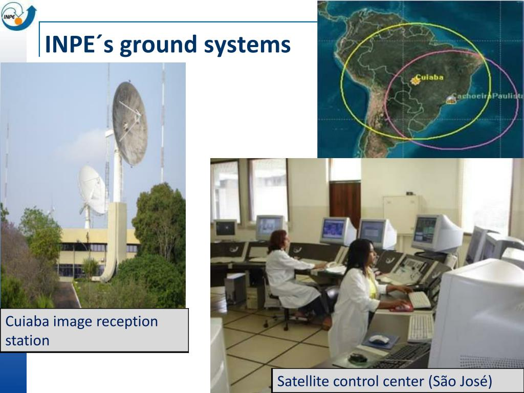 INPE´s ground systems