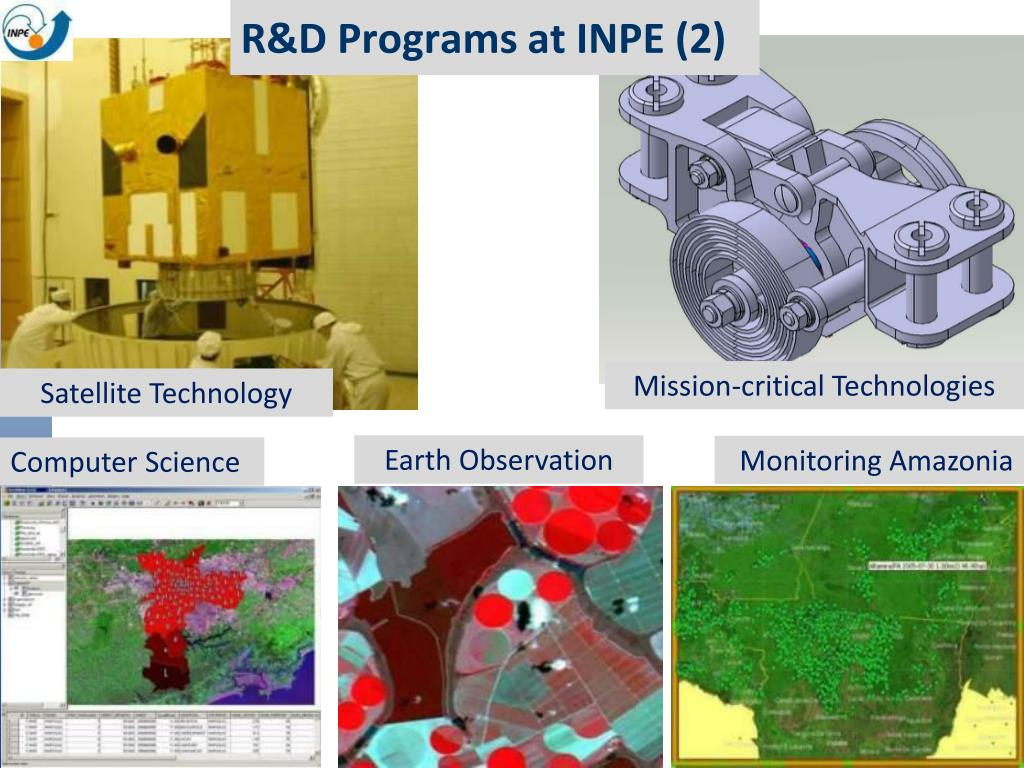 R&D Programs at INPE (2)