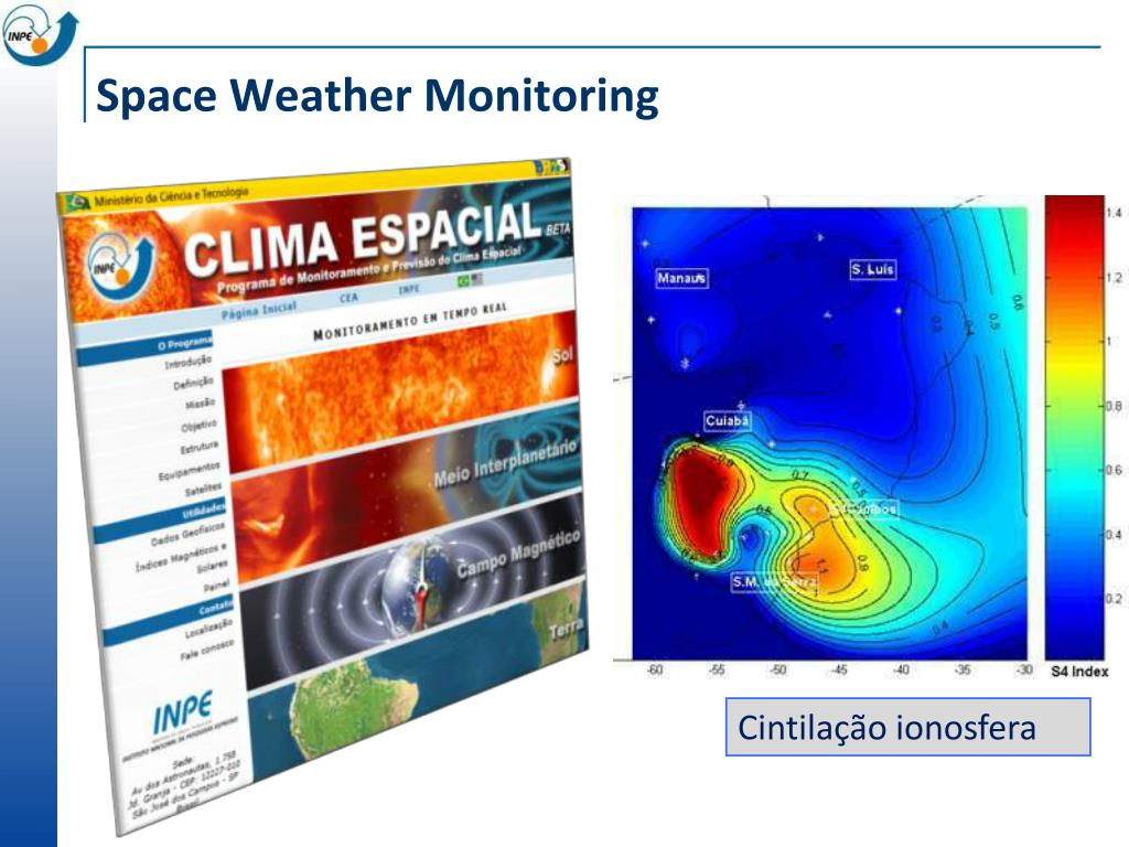 Space Weather Monitoring