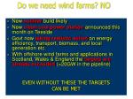 do we need wind farms no