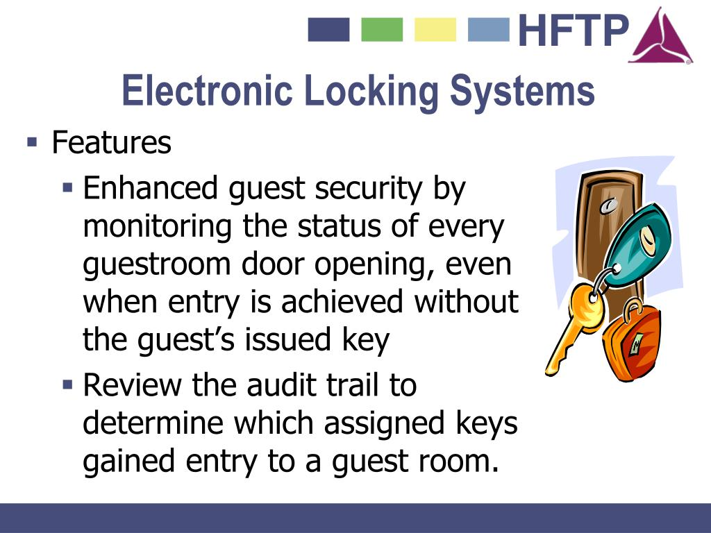 Electronic Locking Systems