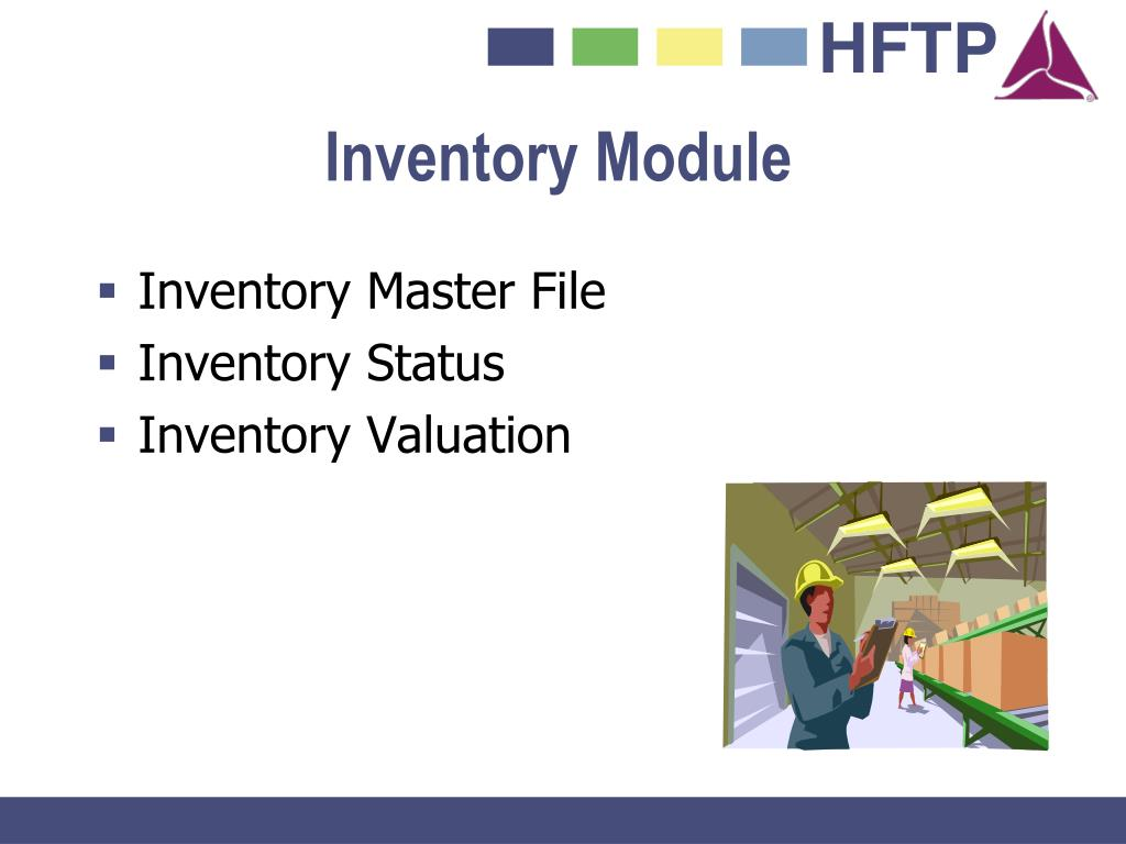 Inventory Module