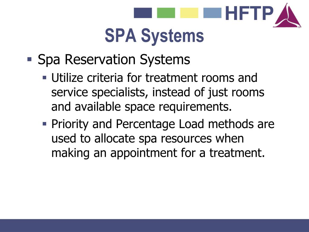 SPA Systems