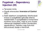 fogalmak dependency injection di