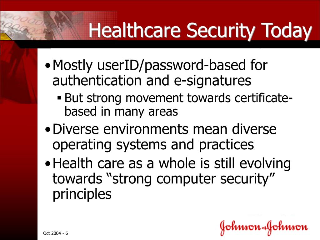 Healthcare Security Today