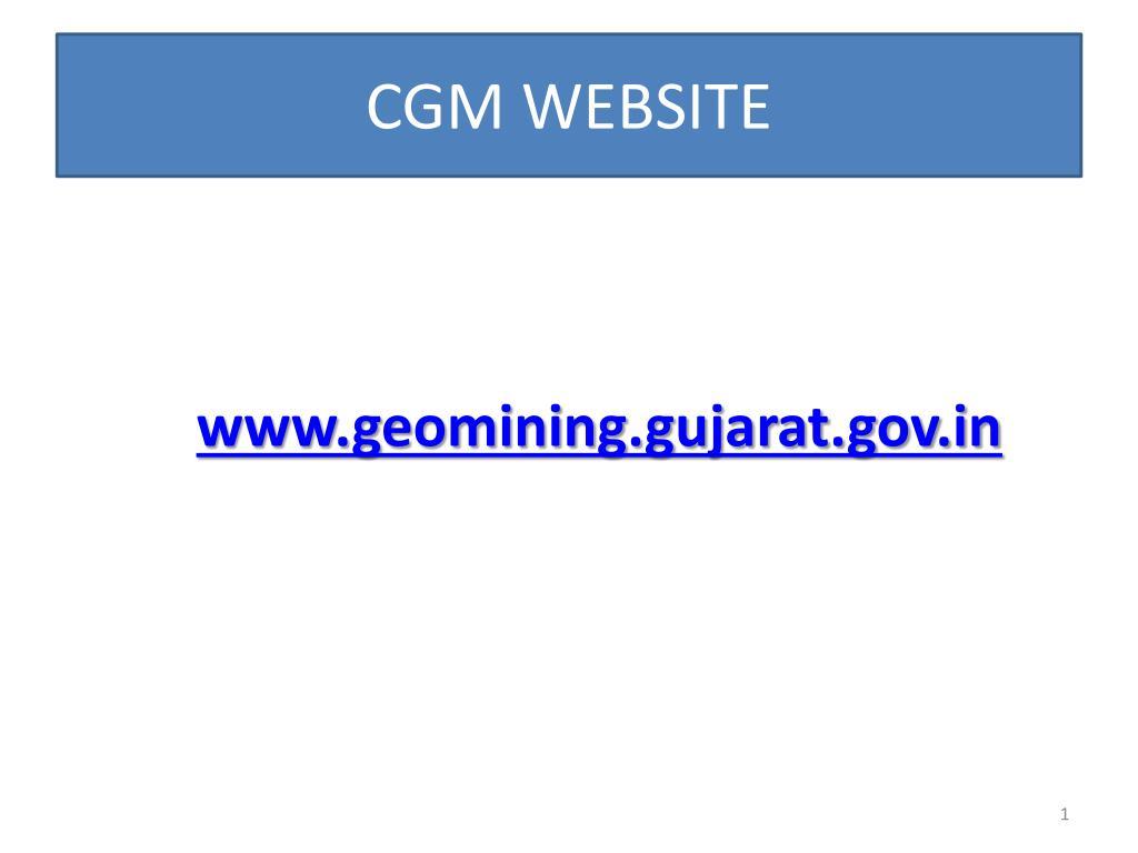 cgm website l.