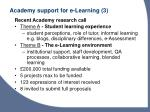 academy support for e learning 3
