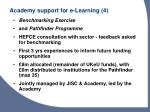 academy support for e learning 4