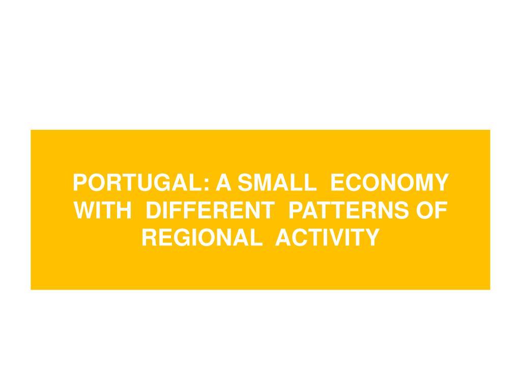 Portugal: a