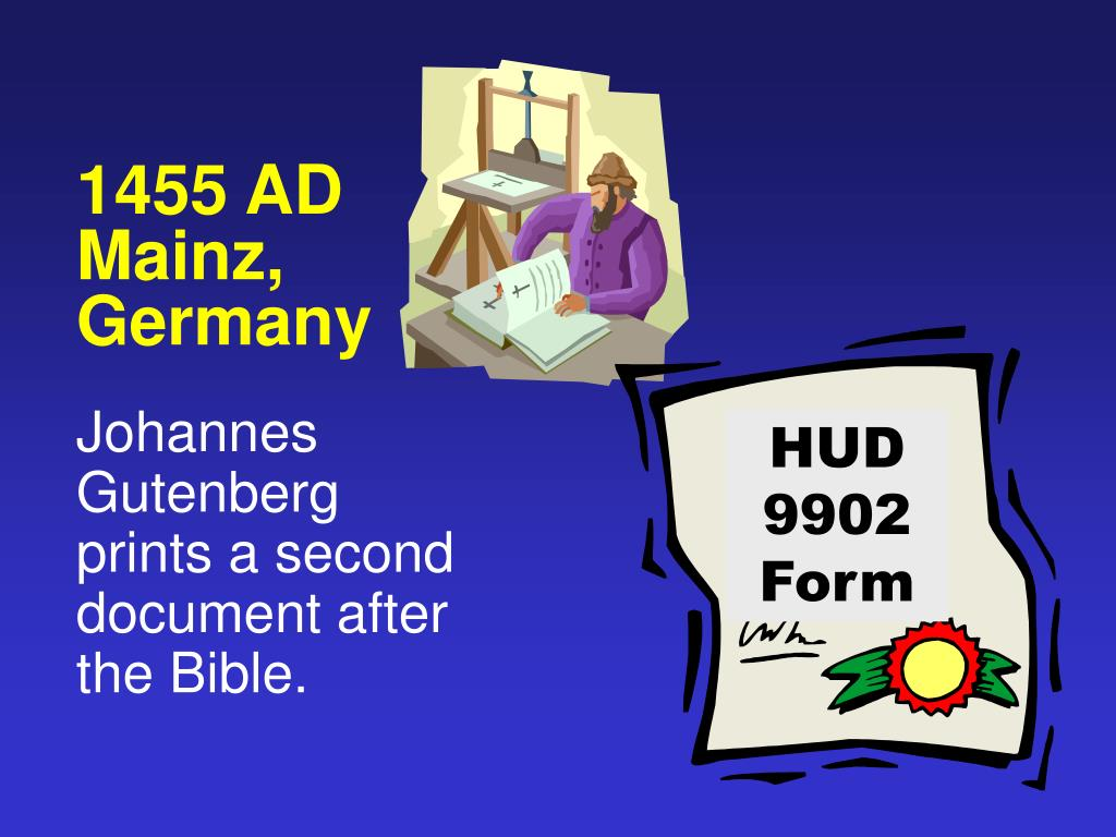 HUD 9902